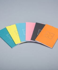 notebooks colours